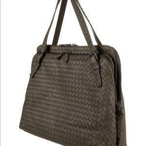 Bottega Intrecciato Double Bag